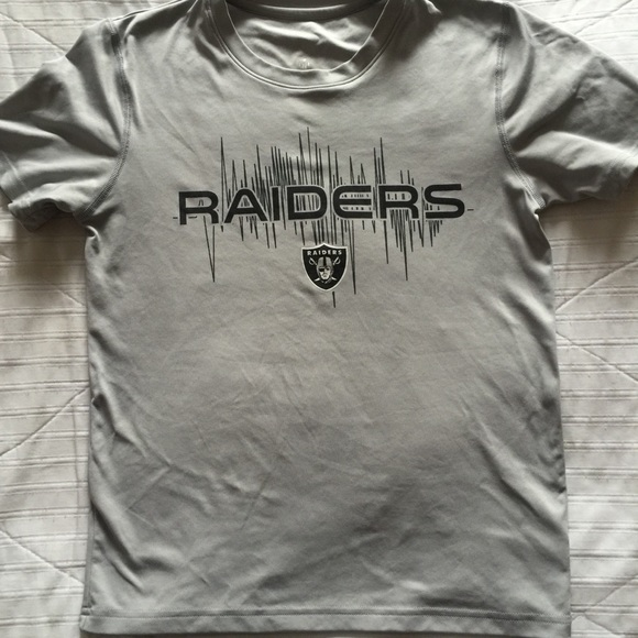 new style 0483d 63240 NFL 🏈 Oakland Raiders Active Wear Sports T-Shirt